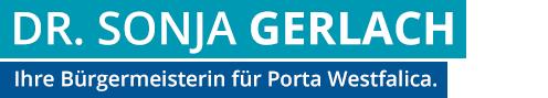 Bürgermeisterkandidatin Sonja Gerlach